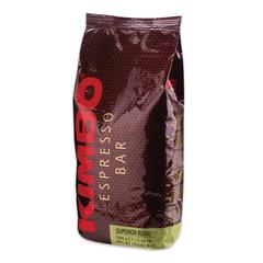 """Кофе в зернах KIMBO """"Superior Blend"""" (Кимбо """"Супериор Бленд""""), натуральный, 1000 г, вакуумная упаковка"""