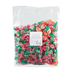 Конфеты-карамель ЖИЛИ-БЫЛИ, леденцовая МИНИ, классический микс, 1 кг, пакет