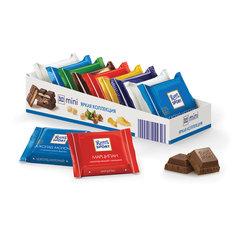 Шоколад порционный 1 плитка RITTER SPORT, ассорти, 16,67 г