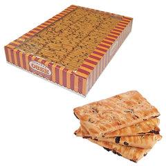 Печенье СЕМЕЙКА ОЗБИ, затяжное с изюмом, 1,8 кг, весовое, гофрокороб