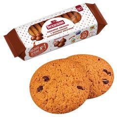 Печенье овсяное ПОСИДЕЛКИНО с шоколадными кусочками, 310 г