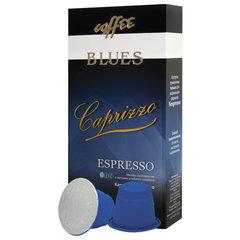 """Капсулы для кофемашин NESPRESSO, """"Caprizzo"""", натуральный кофе, BLUES, 10 шт. х 5 г"""
