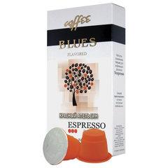 """Капсулы для кофемашин NESPRESSO, """"Красный апельсин"""", натуральный кофе, BLUES, 10 шт. х 5 г"""