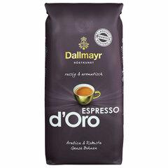 """Кофе в зернах DALLMAYR (Даллмайер) """"Espresso d`Oro"""", 1000 г, вакуумная упаковка"""