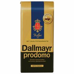 """Кофе молотый DALLMAYR (Даллмайер) """"Prodomo"""", арабика 100%, 250 г, вакуумная упаковка"""