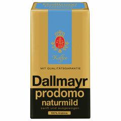 """Кофе молотый DALLMAYR (Даллмайер) """"Naturmild"""", арабика 100%, 250 г, вакуумная упаковка"""
