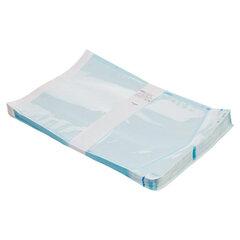 Пакет комбинированный самоклеящийся ВИНАР СТЕРИТ, комплект 100 шт., для ПАРОВОЙ/ГАЗОВОЙ стерилизации, 350х500 мм