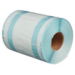 Рулон комбинированный со складкой ВИНАР СТЕРИТ, для ПАРОВОЙ/ГАЗОВОЙ стерилизации, 250 мм х 65 мм х 100 м