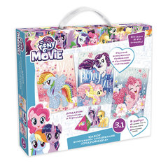 "Алмазная мозаика My Little Pony ""Очарование"", 3 картины, 17х23 см, ORIGAMI, 03194"