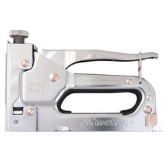 """Степлер мебельный MATRIX """"MASTER"""", стальной, регулируемый, тип скобы: 53, 4-14 мм, 40902"""