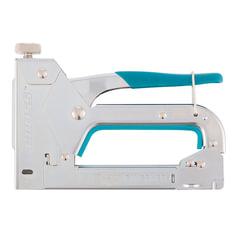 """Степлер мебельный GROSS """"Handwerker"""", стальной, регулируемый, тип скобы: 53, 4-14 мм, 41000"""