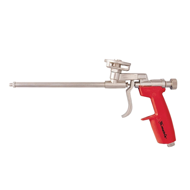 Пистолет для монтажной пены MATRIX, корпус металл, 88668