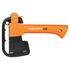 Топор универсальный FISKARS X5-XXS, длина 231 мм, вес 560 г, топорище из материала FiberComp, 1015617