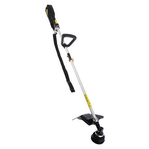 Триммер электрический Huter GET-1500SL, мощность 1,5 кВт, разборный вал, леска/нож