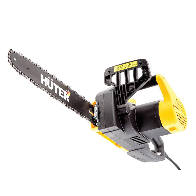 """Электропила Huter ELS-2000P, мощность 2,0 кВт, шина 40 см/16"""", цепь 1,3 мм /3/8"""", 70/10/3"""