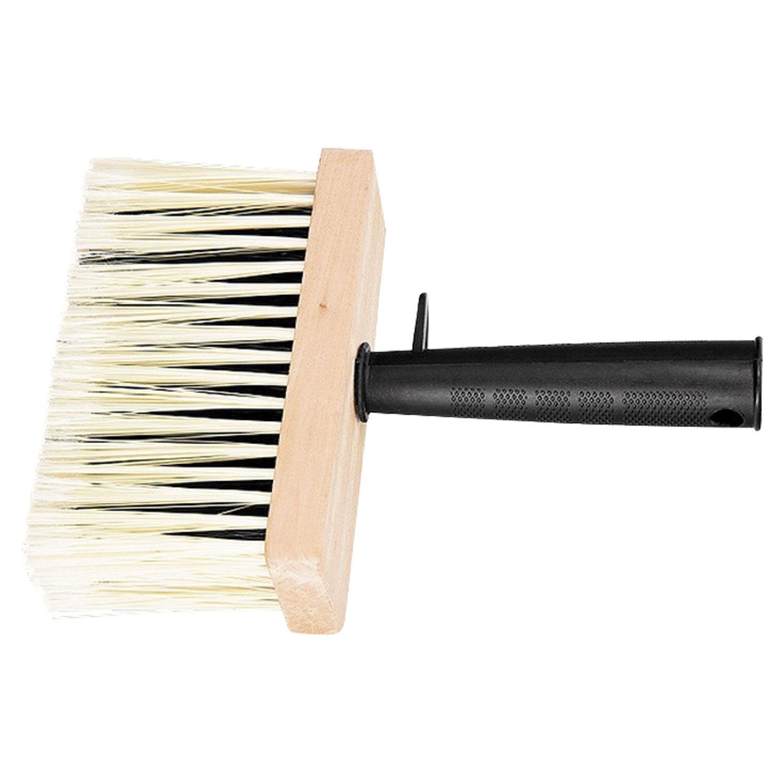 Кисть-макловица 150х70 мм, искусственная щетина, деревянный корпус, пластиковая ручка, MATRIX, 84088