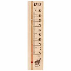 Термометр для бани и сауны, диапазон измерения: от 0 до +160°C, ПТЗ, ТСС-2Б